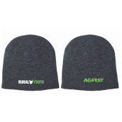 Rural Youth/Agfest Beanie