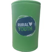 Rural Youth Stubby Holder (Green)