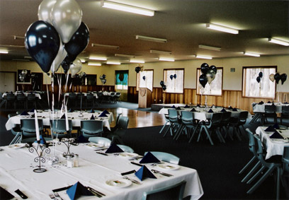 Function Centre Hire Rural Youth